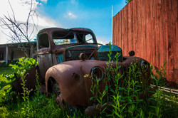 The Rusty Truck