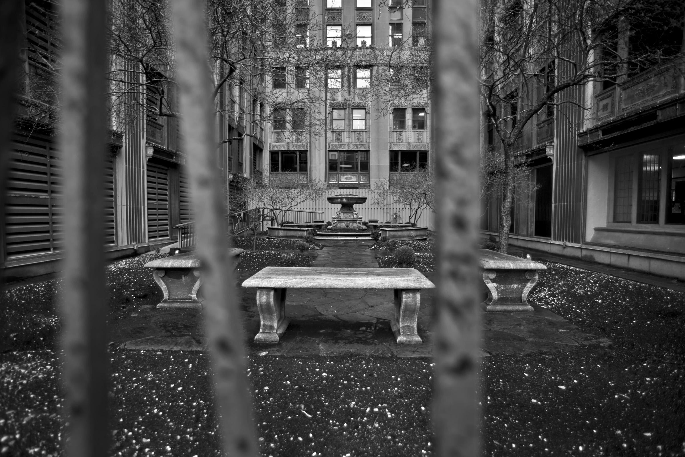 Cleveland Courtyard