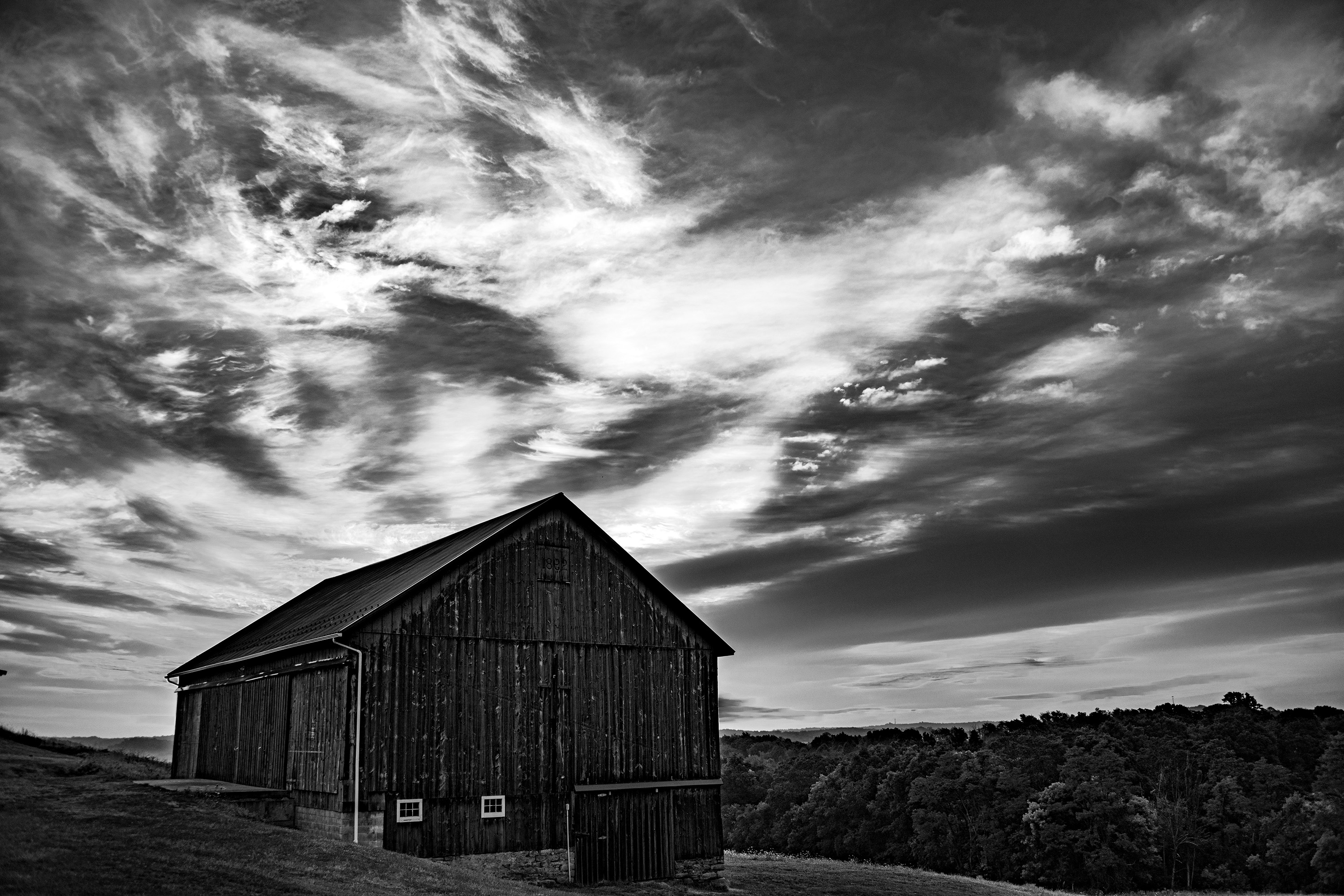 BW Farm Sunrise