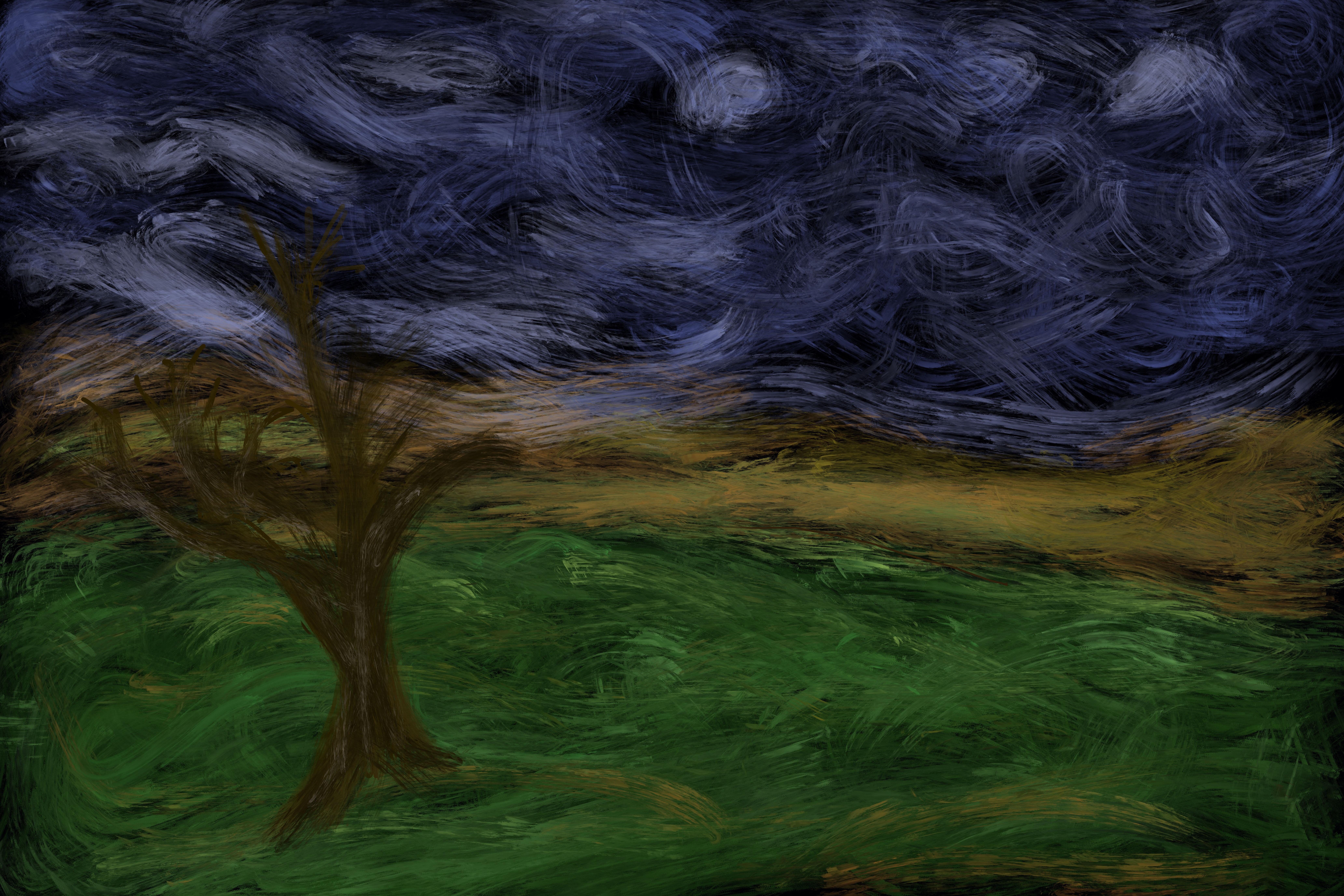 Stormy Farm