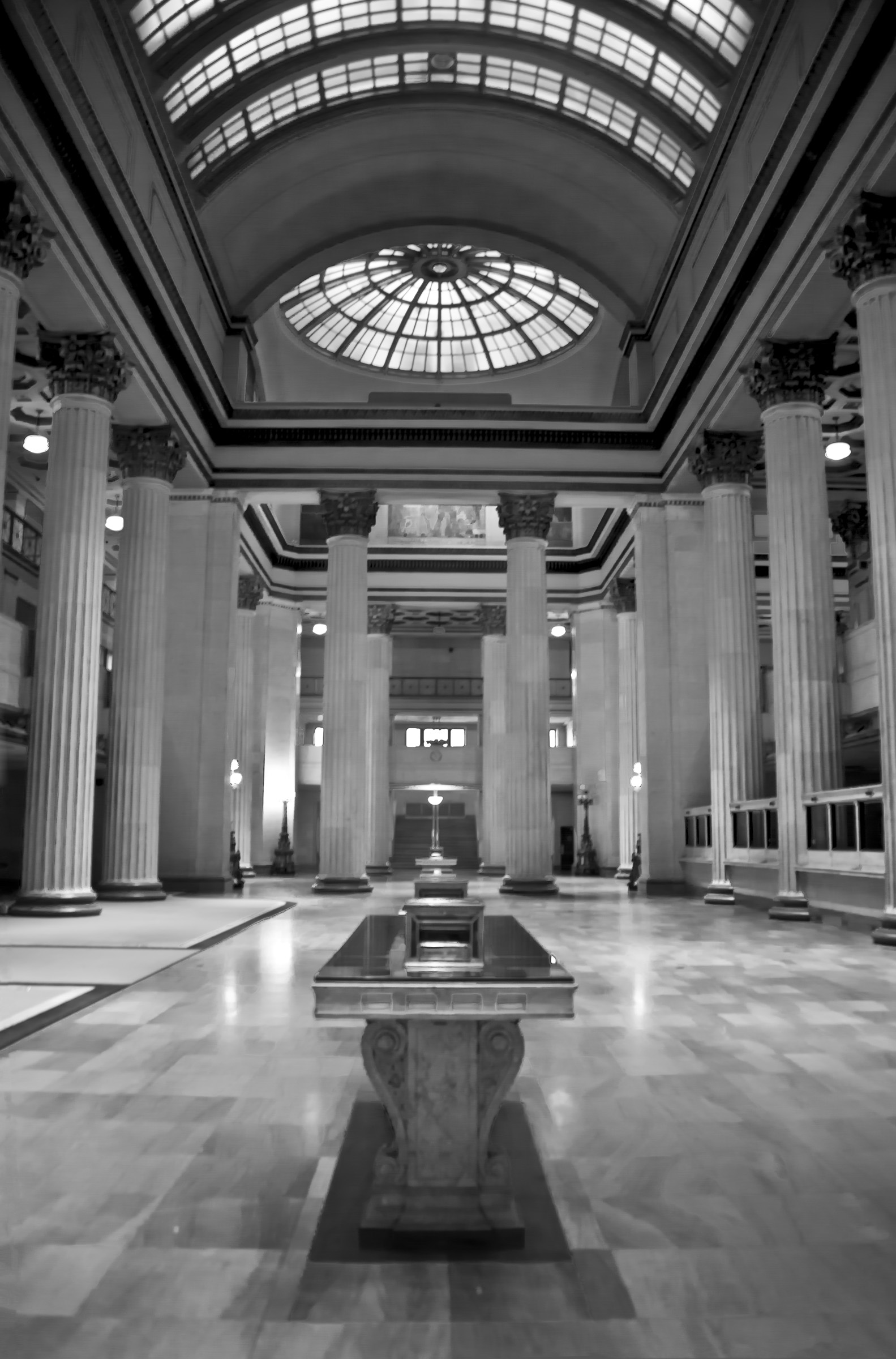 Union Trust Lobby Cleveland