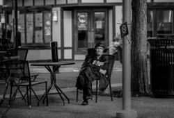 Market Square Man