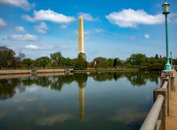 Reflecting Washington