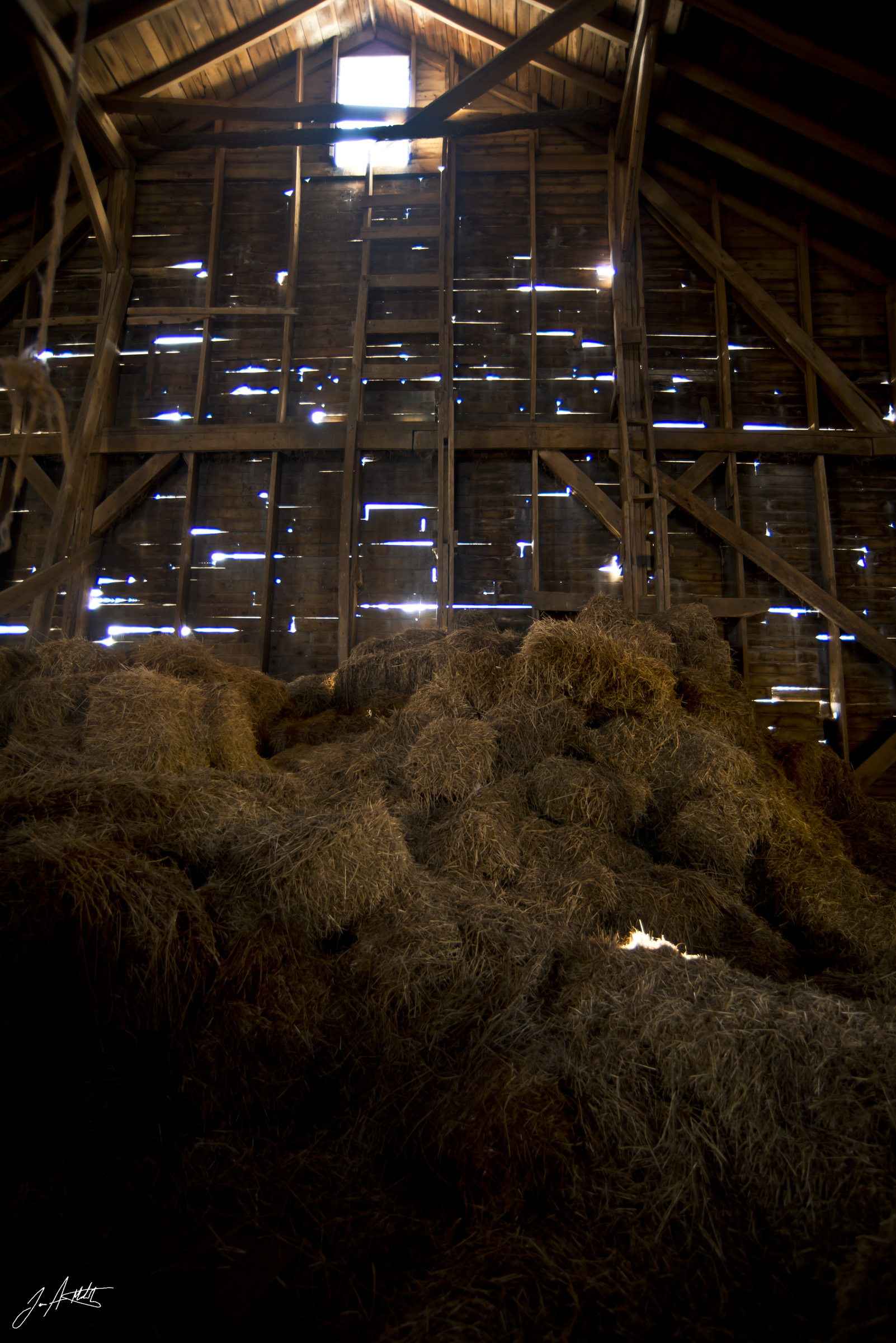Day91_HAY LOFT_April1
