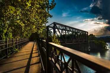 14 Washingtons Landing Bridge