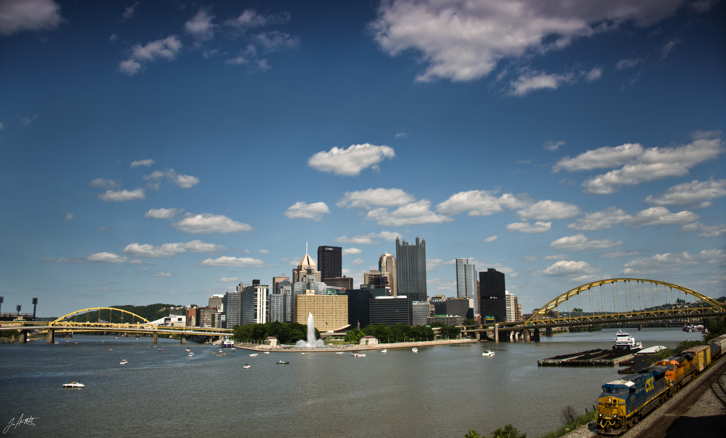 Day151_Sunny Pittsburgh_May31