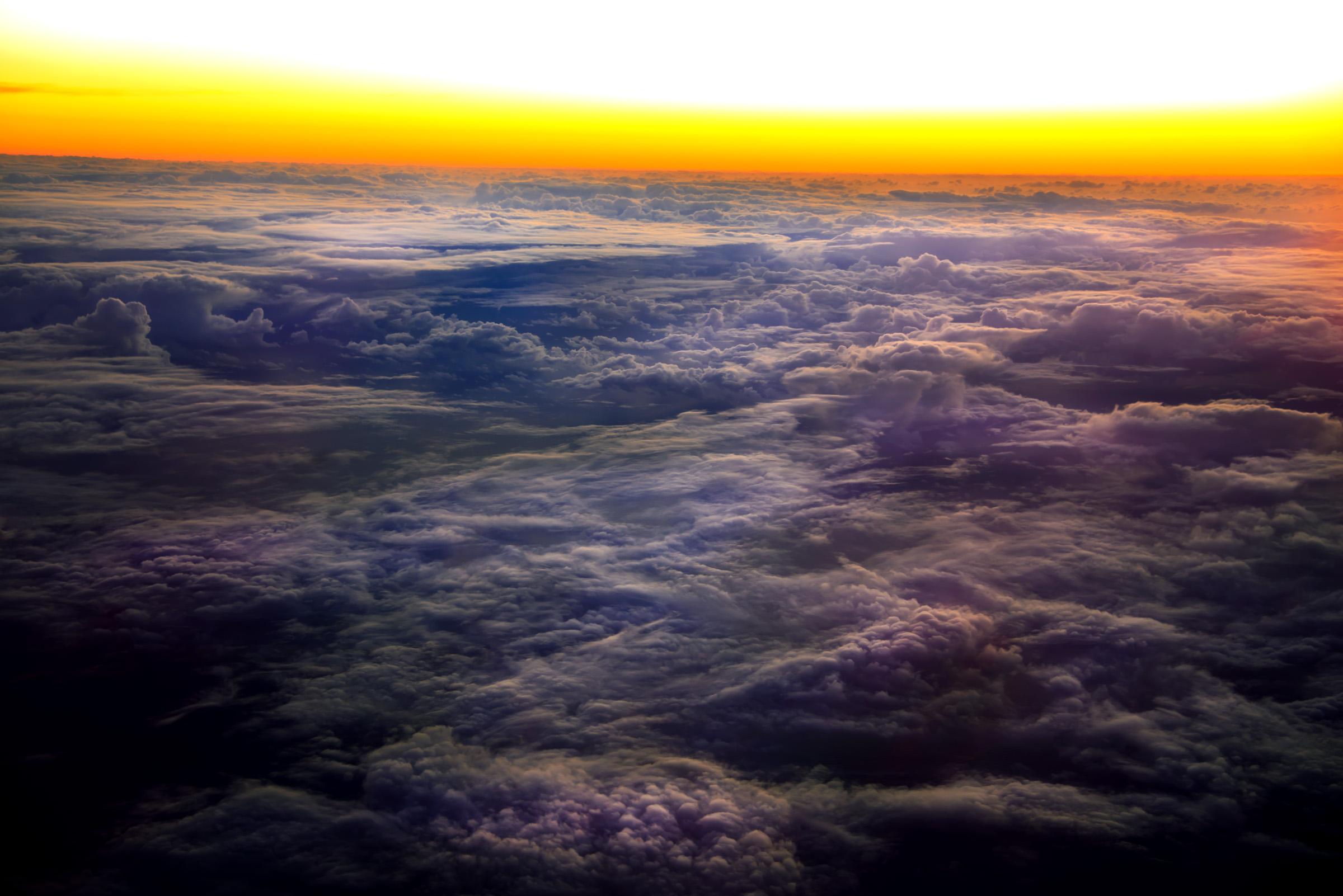 Day347_Sunrise at40,000 feet_Dec 13