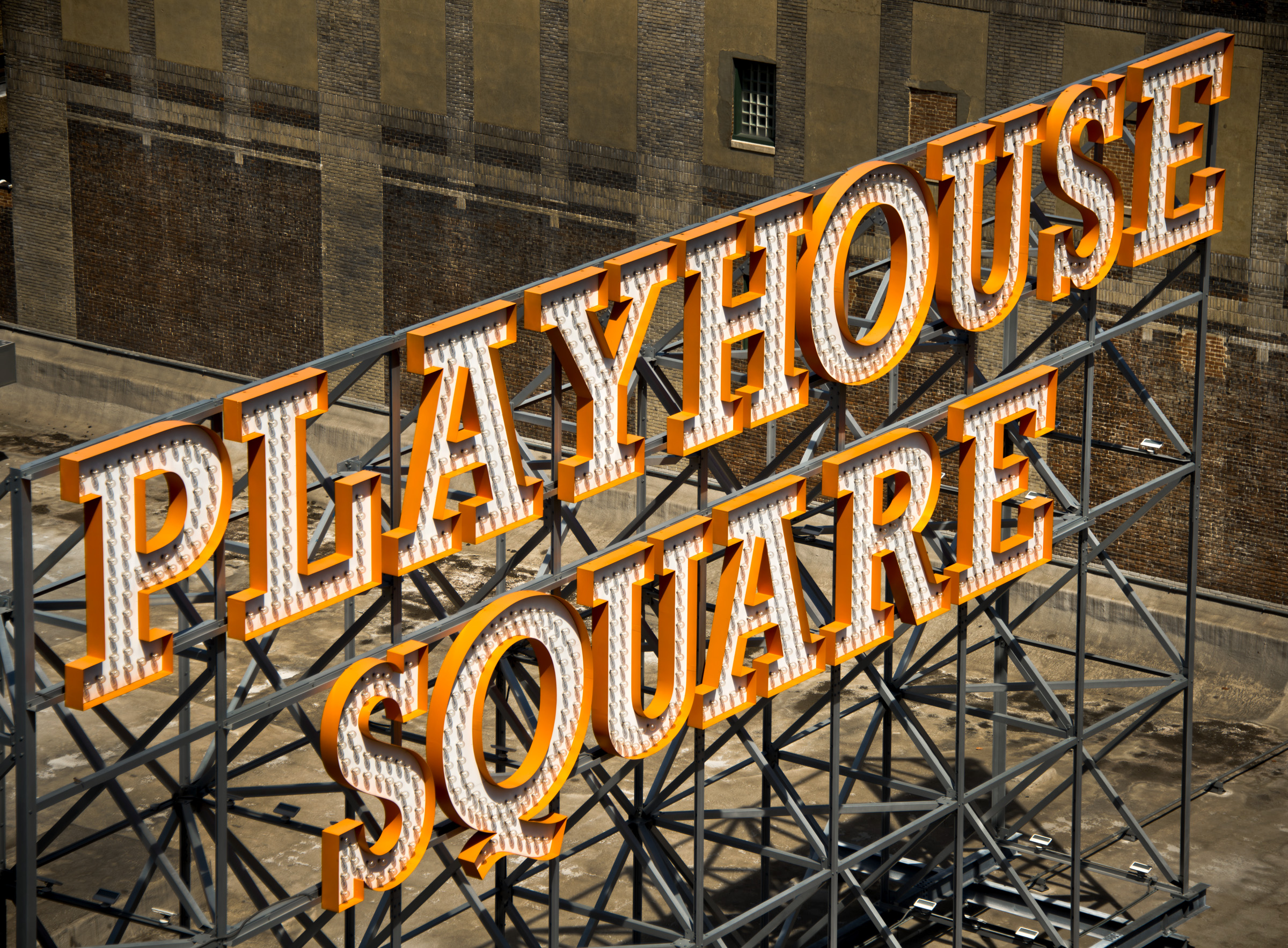 Playhouse Square - Cleveland