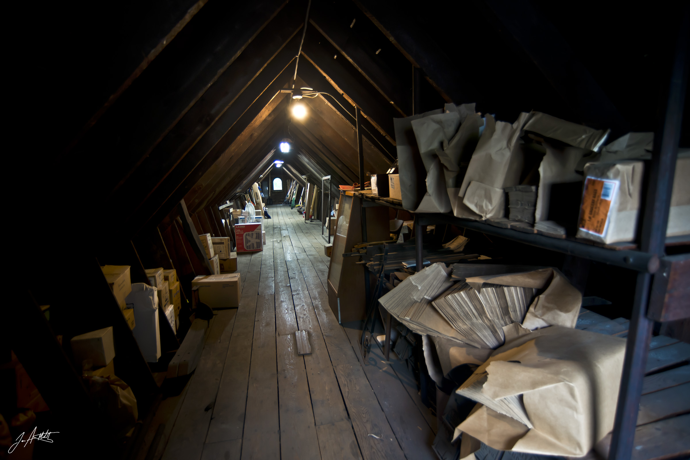 Day143_Grandma Attic_May23