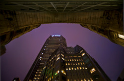Mellon & Allegheny County Courthouse