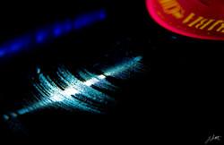 Day167_ vinyl heartbeat_June16