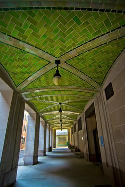 Emerald Walkway