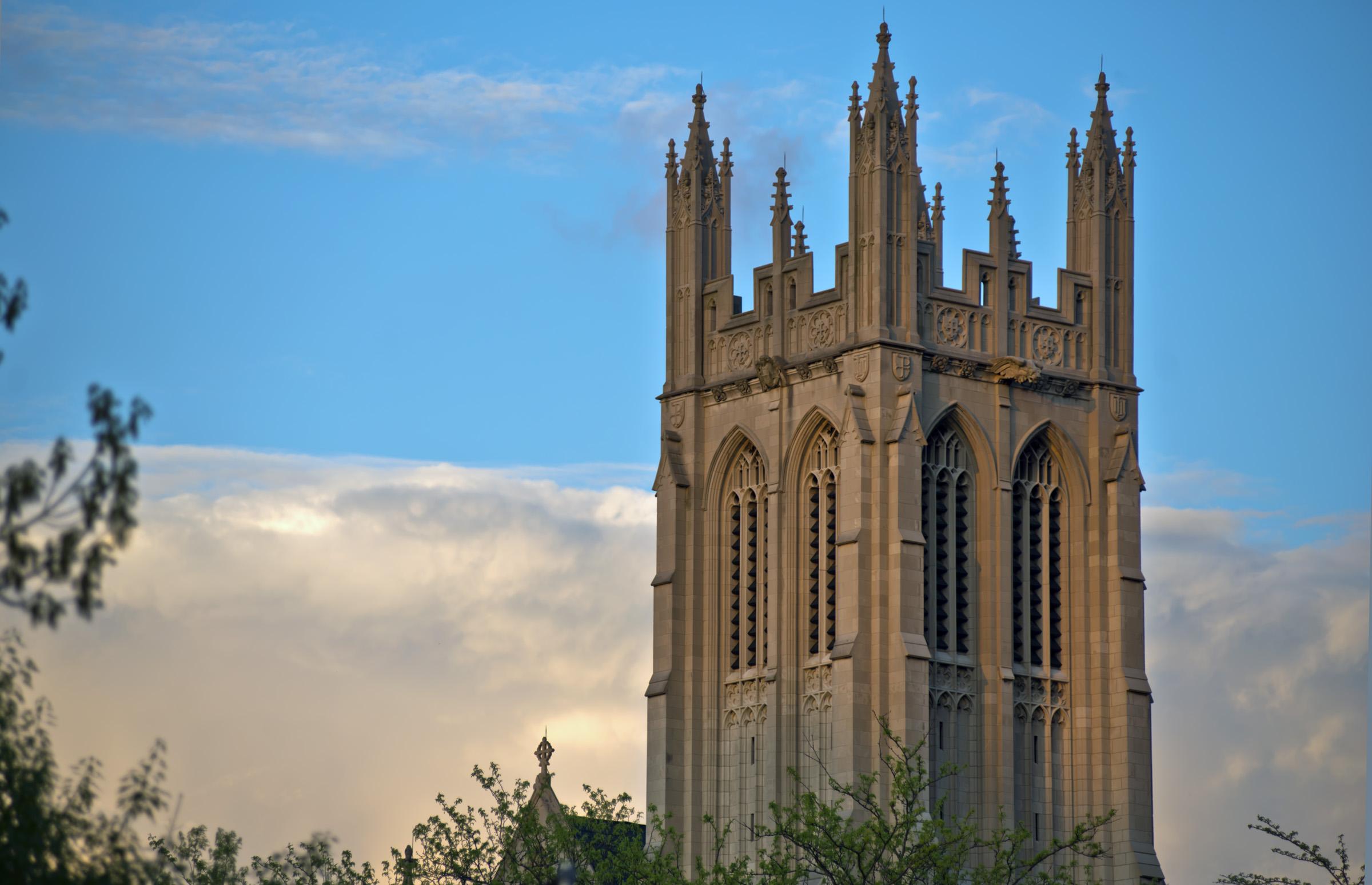 Amasa Stone Chapel -Cleveland
