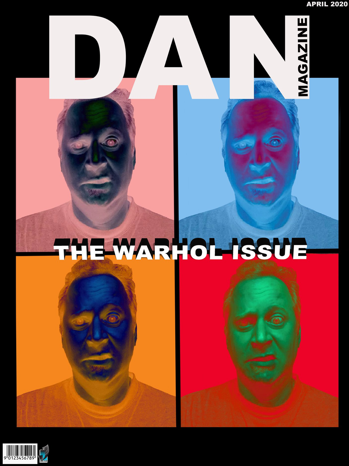 DAN MAGAZINE APRIL 2020