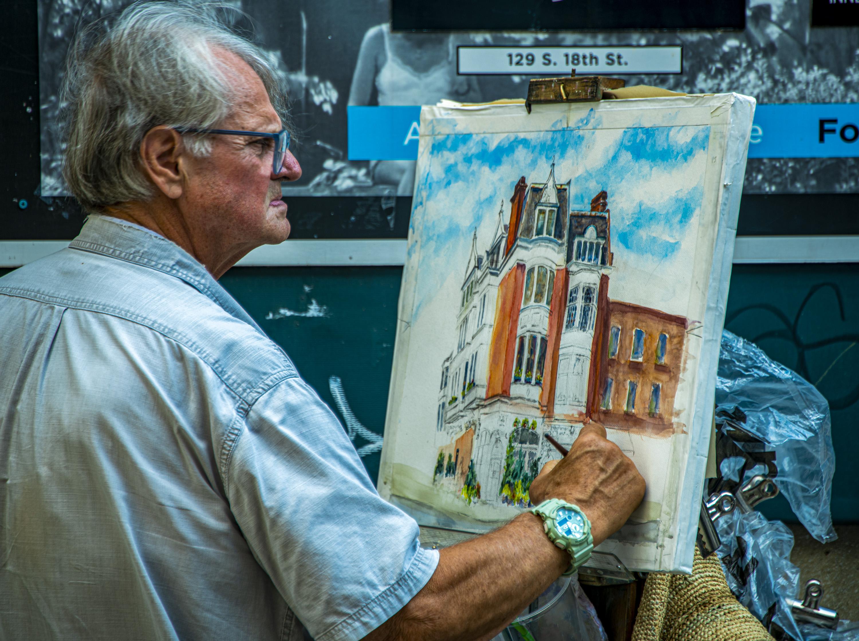 18th Street Artist Philadelphia