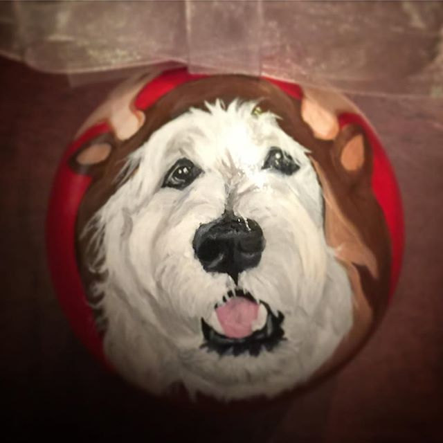 CustomPetOrnaments _#dogsofinstagram #cute #instagoo