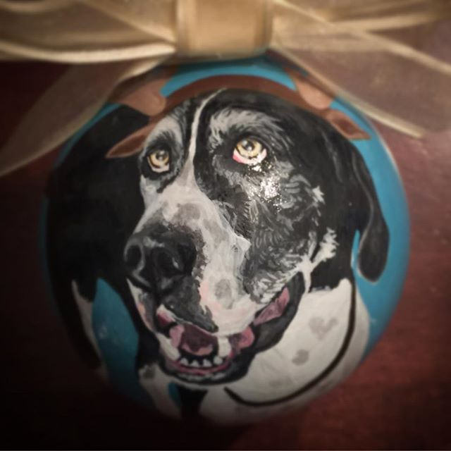 CustomPetOrnaments #dogsofinstgram #greatdane