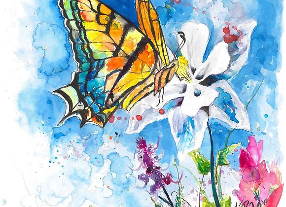 Flutterbye Fairy Rainbow