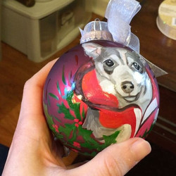 CustomPetOrnaments #dogso