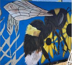 Bee Mural