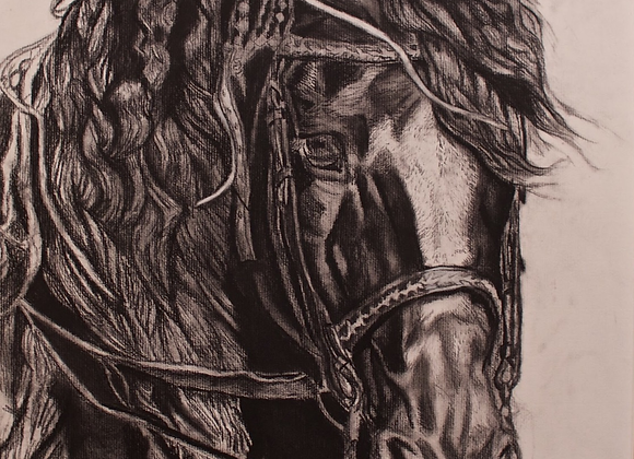 The Charcoal Horse