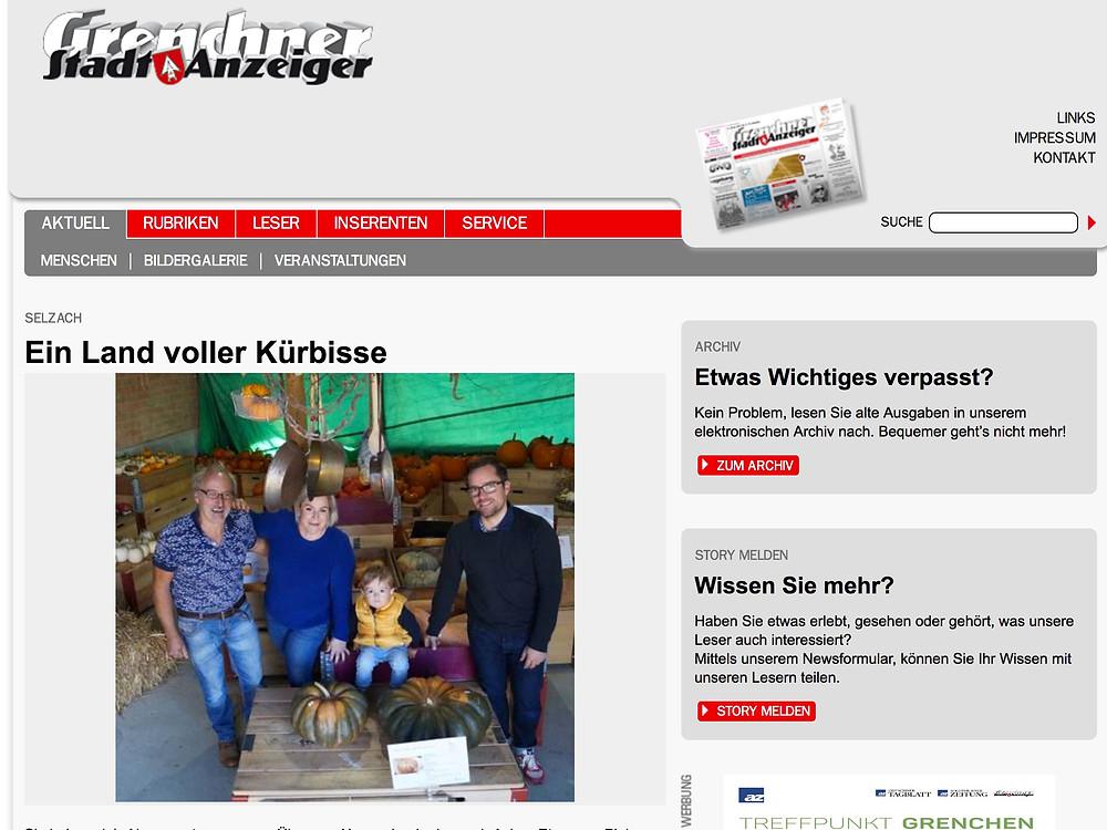 Grenchner Stadt-Anzeiger