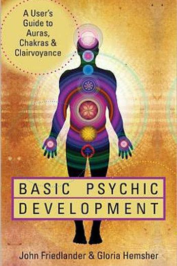 Basic Psychic Development by Friedlander&Hemsher