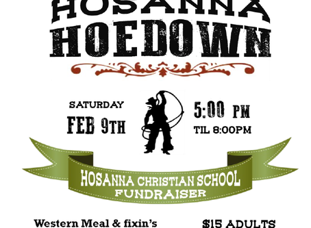 Auction Hoedown
