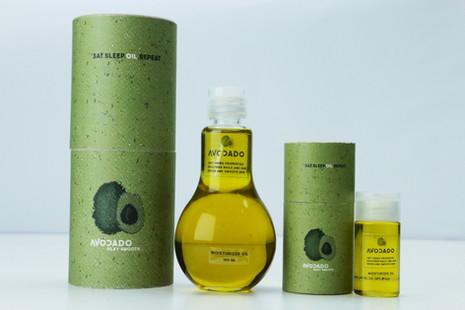 Avocado Package Design