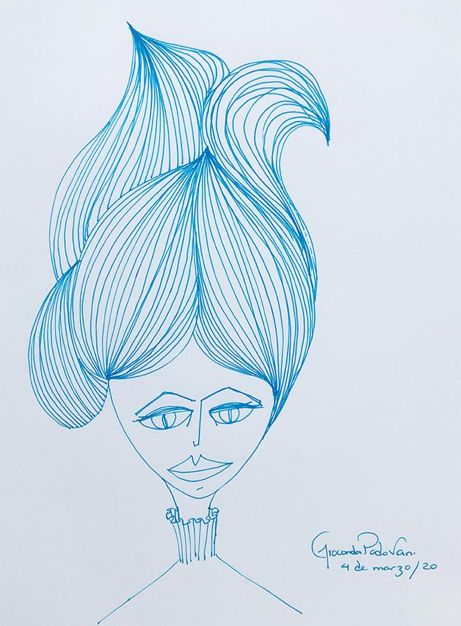 Ink Azul