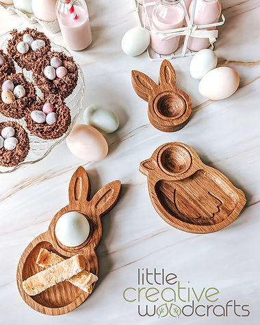 Dippy egg Plates