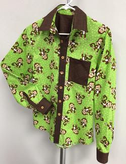 Stylized Teen Shirt