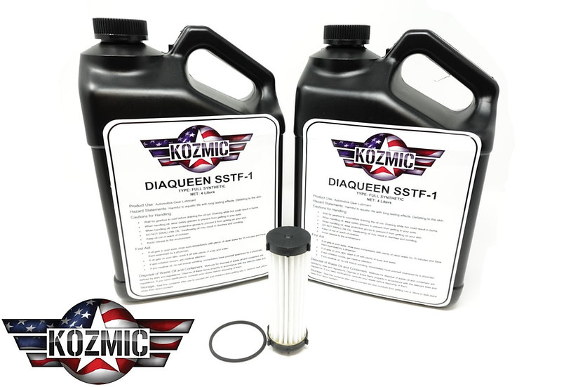 Kozmic SST Fluid DCT470 Kit