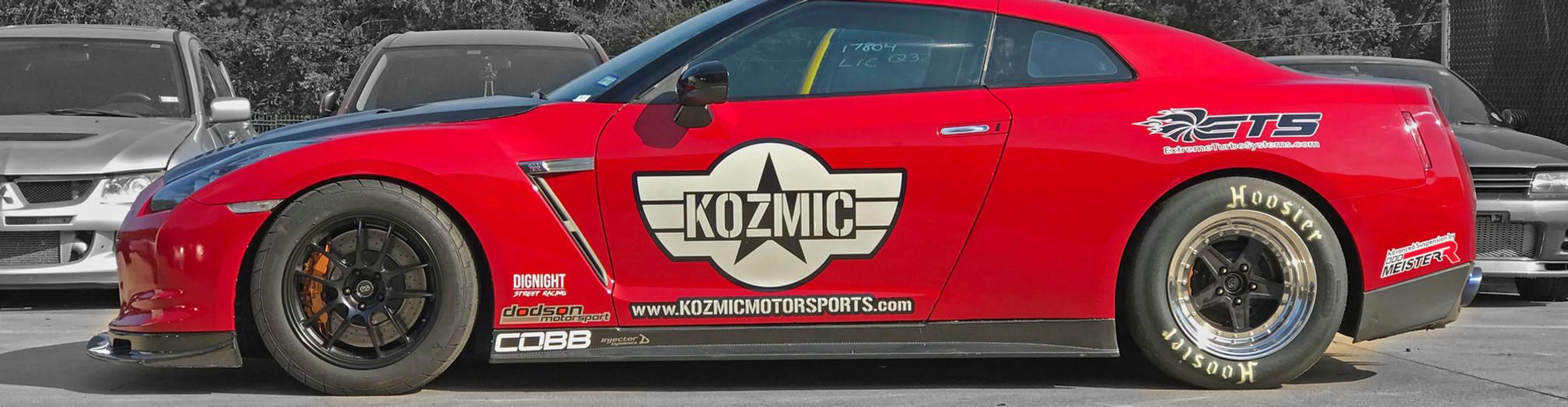 Kozmic R35 GTR