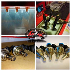 Kozmic injector service before after.jpg