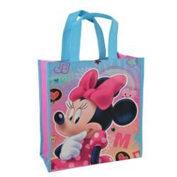 Minnie Medium Non Woven Tote Bag with Hangtag