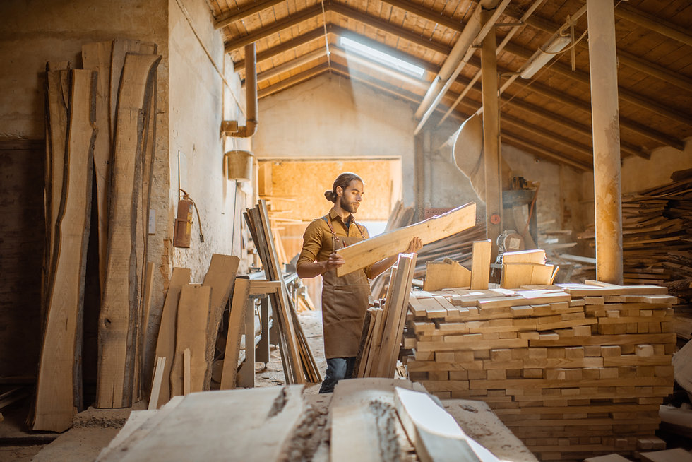 carpenter-at-the-wood-storage-YSBYJ2U.jpg