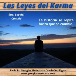 9-Ley del Karma