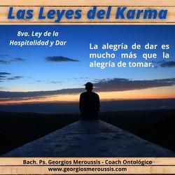 8-Ley del Karma
