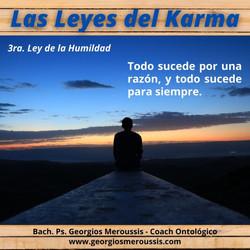 3-Ley del Karma