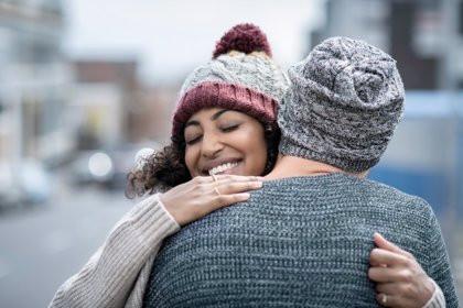 Un Abrazo que mejor Regalo
