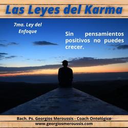 7-Ley del Karma