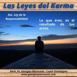 5-Ley del Karma