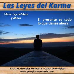 10-Ley del Karma