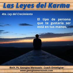 4-Ley del Karma