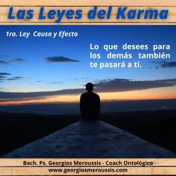 1-Ley del Karma