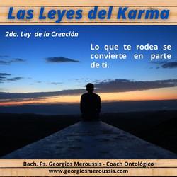 2-Ley del Karma