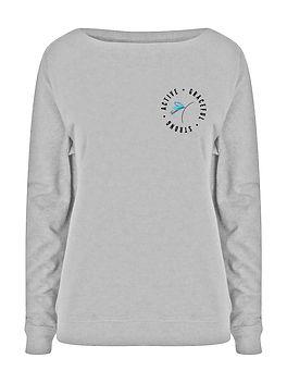 EDDA Sweat Shirt Ash Front.jpg