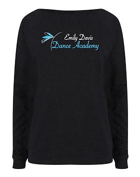 EDDA Sweatshirt Black Back .jpg