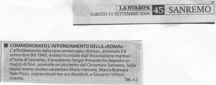 La Stampa, 10.9.04.jpg